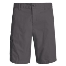 Columbia Sportswear Crescent Valley Cargo Shorts (For Little Kids and Youth) in Grill - Closeouts