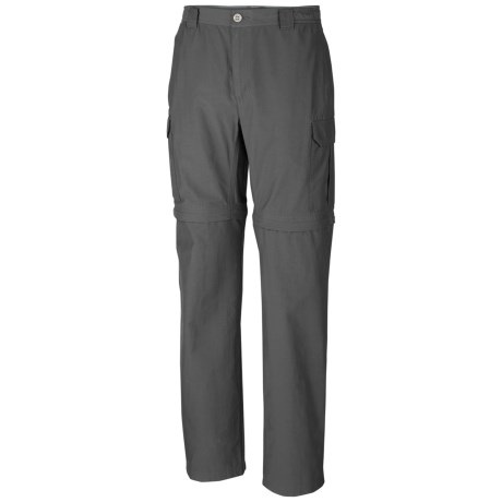 Columbia Sportswear Crested Butte Convertible Pants - UPF 15 (For Men) in Peatmoss