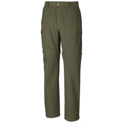 Columbia Sportswear Crested Butte Convertible Pants - UPF 15 (For Men) in Tank