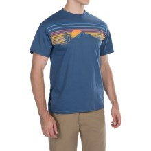 Columbia Sportswear CSC Camas Highlands Shirt - Short Sleeve (For Men) in Night Tide - Closeouts