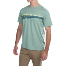 Columbia Sportswear CSC Clear Horizons T-Shirt - Short Sleeve (For Men) in Gemstone - Closeouts