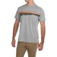 Columbia Sportswear CSC Clear Horizons T-Shirt - Short Sleeve (For Men) in Steam - Closeouts