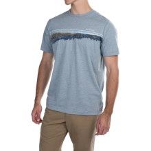 Columbia Sportswear CSC Clear Horizons T-Shirt - Short Sleeve (For Men) in Steel - Closeouts