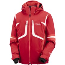 Columbia Sportswear Cubique Omni-Heat® Jacket - Waterproof, Insulated (For Men) in Intense Red - Closeouts