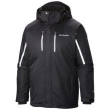 Columbia Sportswear Cubist IV Omni-Heat® Jacket - Insulated (For Big and Tall Men) in Black - Closeouts