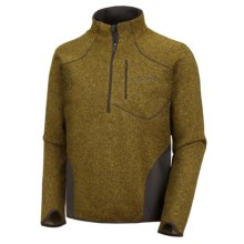 Columbia Sportswear Cuerpo Thermo Omni-Heat® Shirt - Long Sleeve (For Men) in Gold Leaf - Closeouts