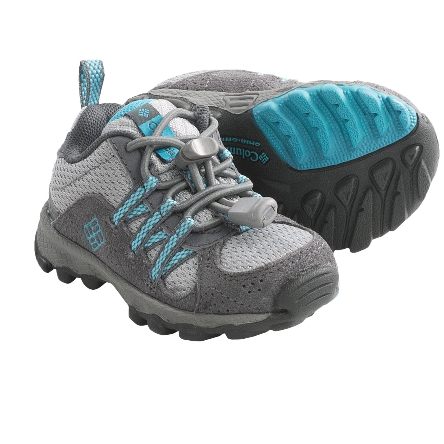 Columbia Sportswear Daybreaker Shoes (For Toddlers) in Platinum/Opal