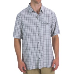 Columbia Sportswear Declination Trail Shirt - UPF 15, Short Sleeve (For Men) in Cool Grey