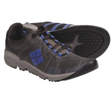 Columbia Sportswear Descender Multi-Sport Trail Shoes (For Women) in Bungee Cord/Amparo Blue - Closeouts