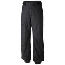 Columbia Sportswear Diamond Back II Pants (For Men) in Black - Closeouts