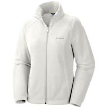 Columbia Fleece Jacket For Women