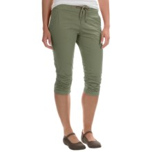 Columbia Sportswear Down the Path Capris (For Women) in Cypress - Closeouts