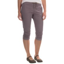 Columbia Sportswear Down the Path Capris (For Women) in Pulse - Closeouts