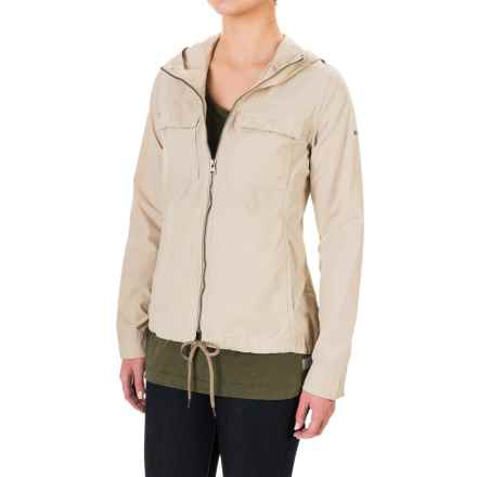 Columbia Sportswear Down The Path Jacket (For Women) in Fossil - Closeouts