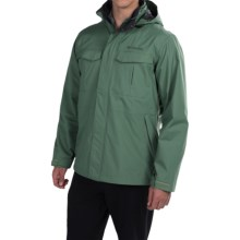 Columbia Sportswear Dr. Downpour Omni-Tech® Jacket - Waterproof (For Men) in Commando - Closeouts