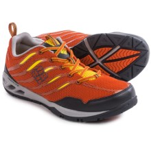 Columbia Sportswear Drainmaker Fly Water Shoes (For Men) in Bonfire/Electron Yellow - Closeouts