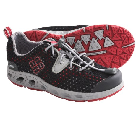 Columbia Sportswear Drainmaker II Shoes (For Kids) in Gulfstream/Afterglow