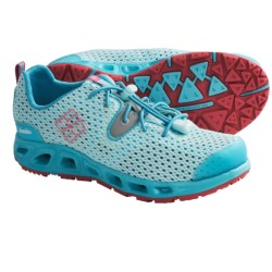 Columbia Sportswear Drainmaker II Shoes (For Youth) in Hyper Blue/Safety Yellow