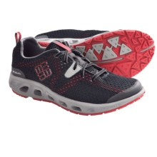 Columbia Sportswear Drainmaker II Water Shoes (For Men) in Black/Intense Red - Closeouts