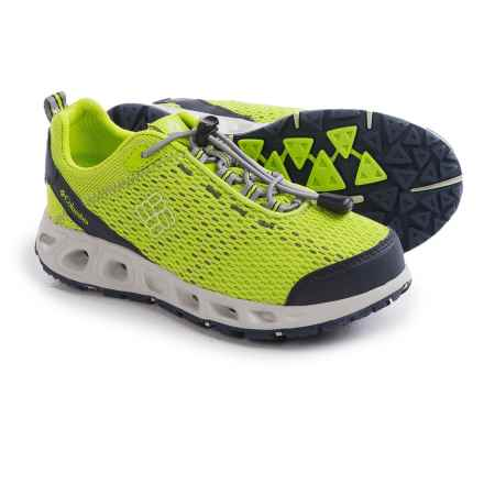Columbia Sportswear Drainmaker III Shoes (For Little and Big Kids) in Fission/Sea Salt - Closeouts