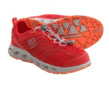 Columbia Sportswear Drainmaker III Shoes (For Little and Big Kids) in Red Hibiscus/Cool Grey - Closeouts