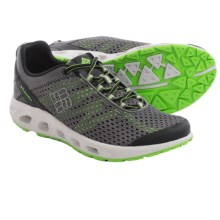Columbia Sportswear Drainmaker III Water Shoes (For Men) in Black/Nuclear - Closeouts
