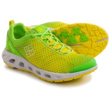 Columbia Sportswear Drainmaker III Water Shoes (For Men) in Green Mamba/White - Closeouts
