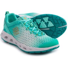Columbia Sportswear Drainmaker III Water Shoes (For Women) in Dolphin/Squash - Closeouts
