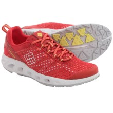 Columbia Sportswear Drainmaker III Water Shoes (For Women) in Red Hibiscus/Sunnyside - Closeouts