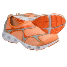 Columbia Sportswear Drainsock Water Shoes - Slip-Ons (For Women) in King Crab/Cool Grey - Closeouts
