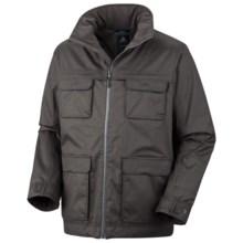 Columbia Sportswear Dual Commuter Omni-Heat® Omni-Tech® Jacket - Waterproof (For Men)