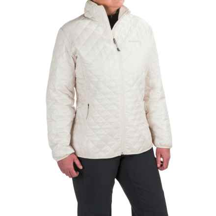 Columbia Sportswear Dualistic Omni-Heat® Jacket - Insulated  (For Plus Size Women) in Chalk - Closeouts
