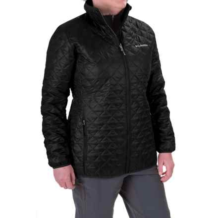 Columbia Sportswear Dualistic Omni-Heat® Mid Jacket - Insulated (For Women) in Black - Closeouts