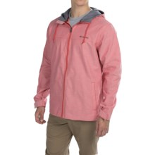 Columbia Sportswear Dyer Cove Jacket (For Men) in Sunset Red - Closeouts