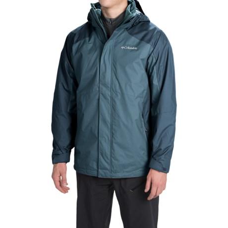 Columbia Sportswear Eager Air Interchange Jacket - 3-in-1 (For Men)