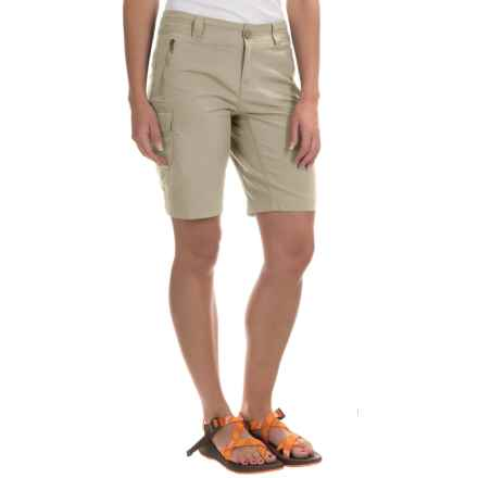 Columbia Sportswear East Ridge Shorts - UPF 30 (For Women) in Fossil - Closeouts