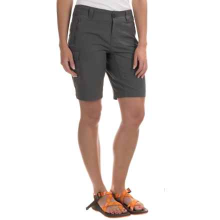 Columbia Sportswear East Ridge Shorts - UPF 30 (For Women) in Grill - Closeouts