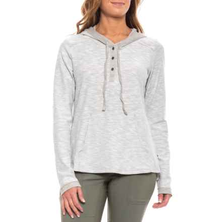 Columbia Sportswear Easygoing Hoodie (For Women) in Flint Grey