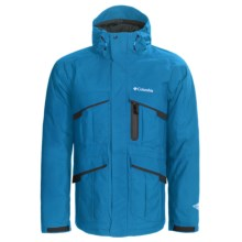 Columbia Sportswear Echochrome Jacket - Insulated (For Men) in Compass Blue - Closeouts