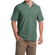 Columbia Sportswear Elm Creek Polo Shirt - UPF 15, Short Sleeve (For Men) in Commando - Closeouts