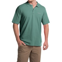 Columbia Sportswear Elm Creek Polo Shirt - UPF 15, Short Sleeve (For Men) in Gemstone - Closeouts