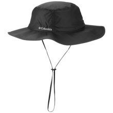 Columbia Sportswear Eminent Storm Omni-Tech® Booney Hat (For Men) in Black - Closeouts