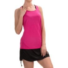 Columbia Sportswear Endless Freeze Omni-Freeze® Tank Top - Racerback (For Women) in Haute Pink - Closeouts