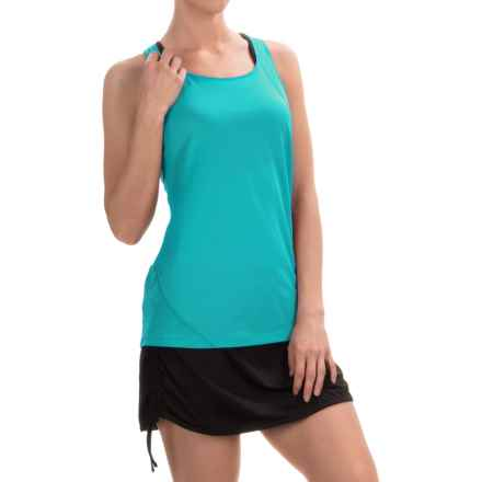 Columbia Sportswear Endless Freeze Omni-Freeze® Tank Top - Racerback (For Women) in Miami - Closeouts