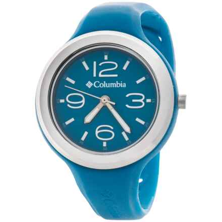 Columbia Sportswear Escapade Watch (For Women) in Dark Turquoise - Closeouts