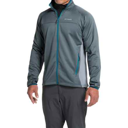 Columbia Sportswear EVAP-Change Omni-Wick® EVAP Fleece Jacket (For Men) in Graphite - Closeouts