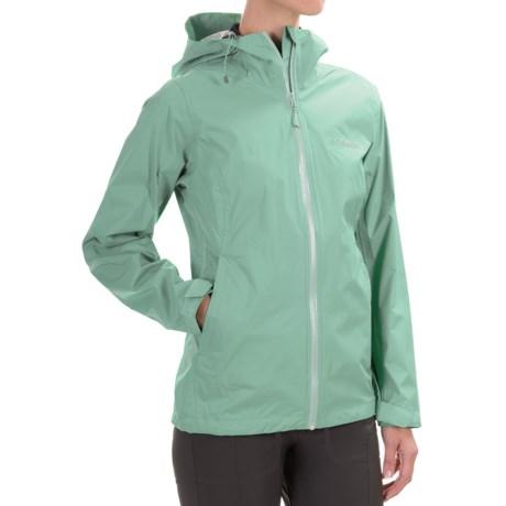 Columbia Sportswear EvaPOURation Omni-Tech® Jacket - Waterproof (For Women)