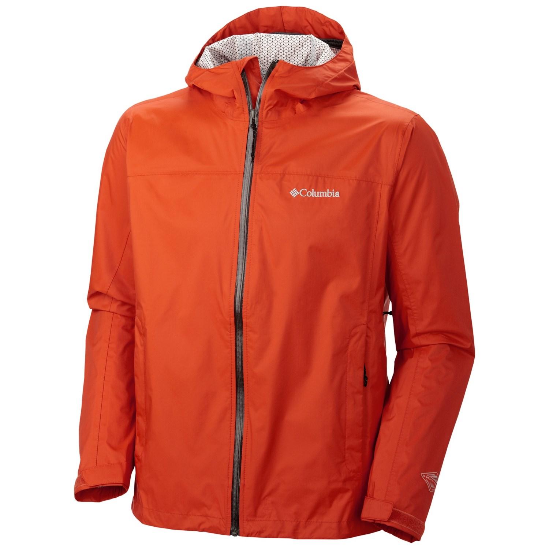Columbia Sportswear EvaPOURration Omni-Tech® Jacket ...