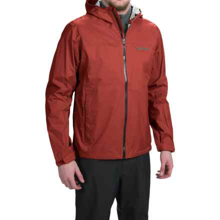 Columbia Sportswear EvaPOURration Omni-Tech® Jacket - Waterproof  (For Men) in Super Sonic - Closeouts
