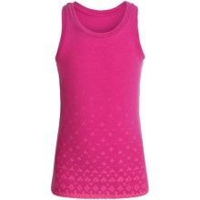 Columbia Sportswear Everyday Kenzie II Tank Top (For Big Girls) in Haute Pink - Closeouts